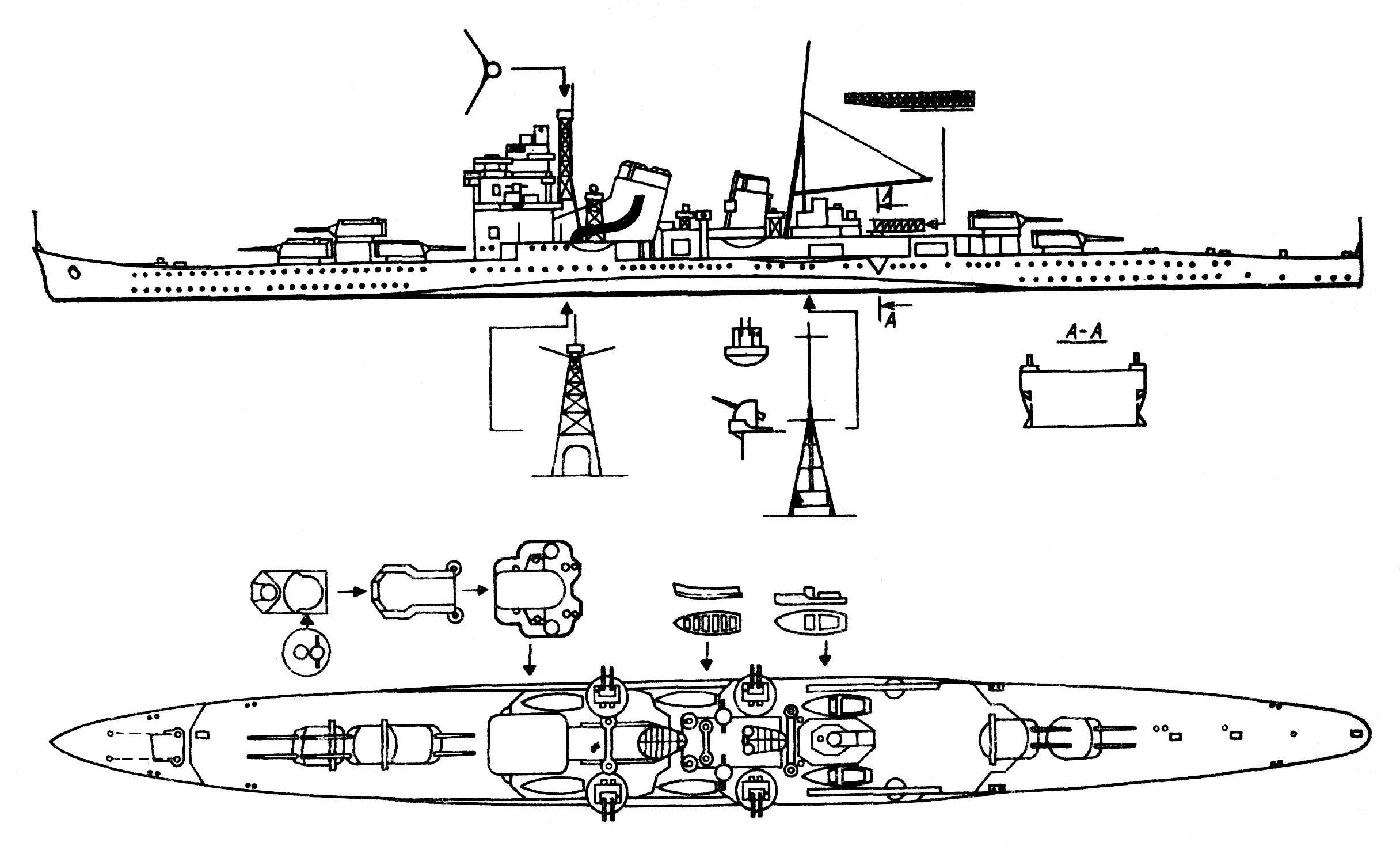 Скачать бесплатно чертежи боевых кораблей из дерева своими руками чертежи